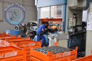 الکتروموتور شناور Pol Dap